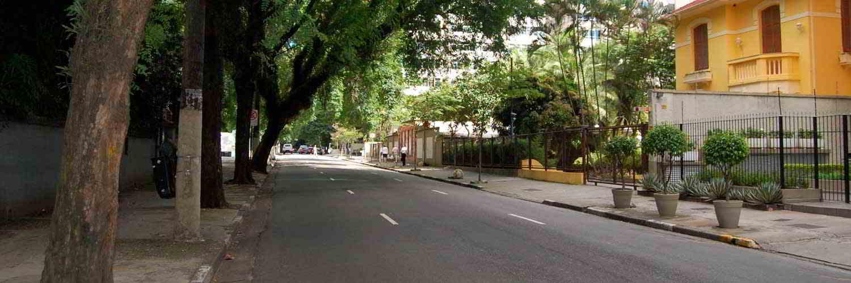 motoboy na Alameda Santos