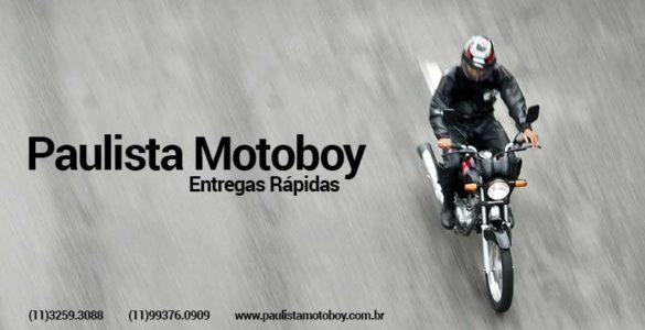 paulista motoboy entregas rápidas