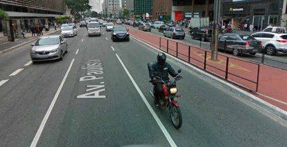 As vantagens do transporte efetuado por meio de motocicletas